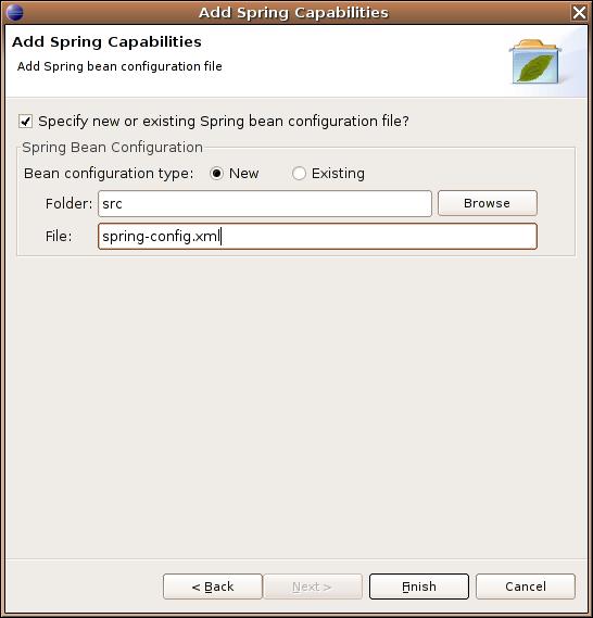 Spring DAO with JBDC, Eclipse, PostgreSQL, MySql